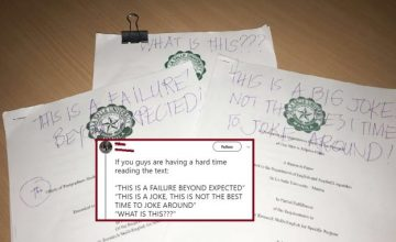 """Insult or criticism? DLSU prof writes """"AUTOMATIC FAIL"""" on students' papers"""