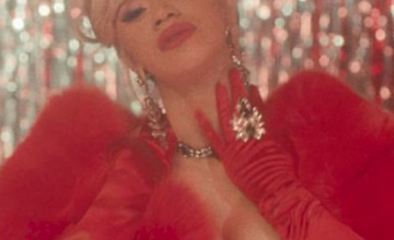 Cardi B x Petra Collins is an old Hollywood daydream