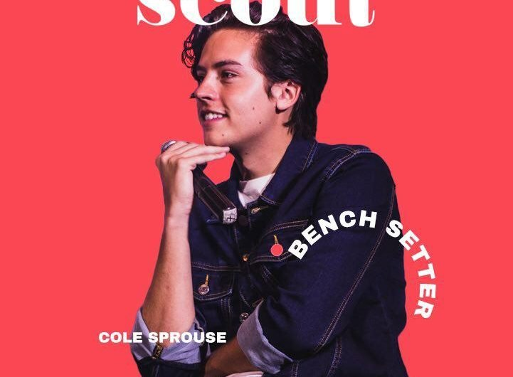 We talked to Cole Sprouse about his second Instagram account