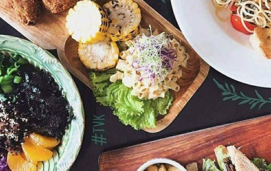 5 vegetarian restaurants for a tight budget