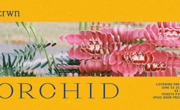 CRWN holds listening party for new beat tape 'Orchid'