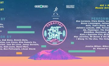 All you need to know about Tagaytay Art Beat 3