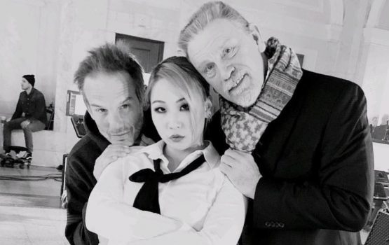 """CL debuts in Hollywood with """"Mile 22"""""""