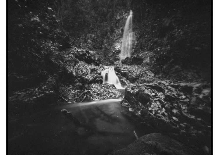 David Felix and the patience of pinhole photography