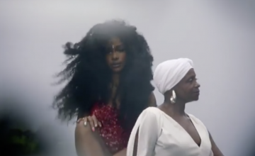 SZA teases 'Garden' music video featuring mother and Donald Glover