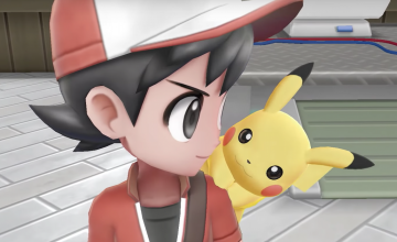 The new interactive Pokémon game will convince you to cop a Nintendo Switch