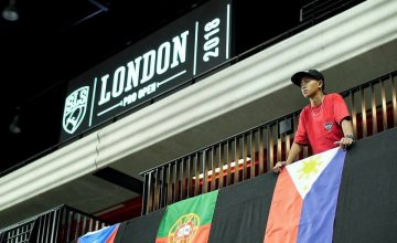 The Filipino skater making rounds internationally is female