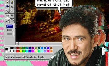 Tito Sotto doesn't know how the internet works