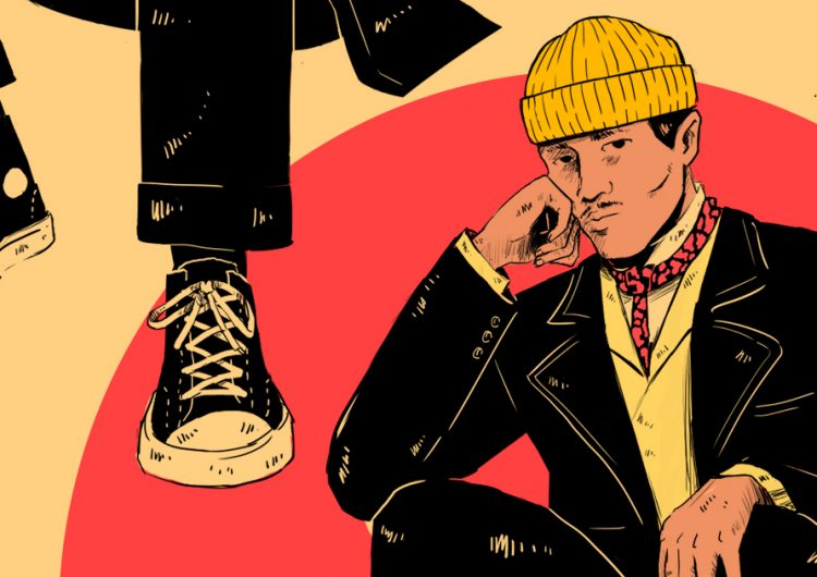 Was Jose Rizal the very first softboy?