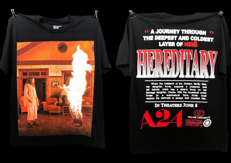 We're screaming for this Hereditary merch drop by Online Ceramics