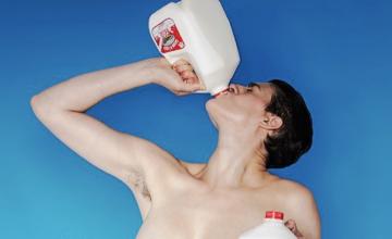 Rain Dove starts online revolution against Instagram's strict nudity policy