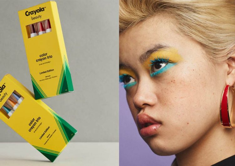 Five items you need to cop from the new Crayola makeup line
