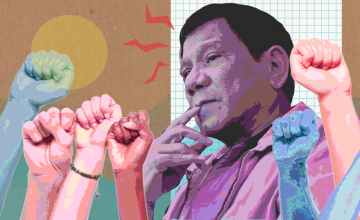 Duterte's heckler spoke more truth than Duterte's entire speech