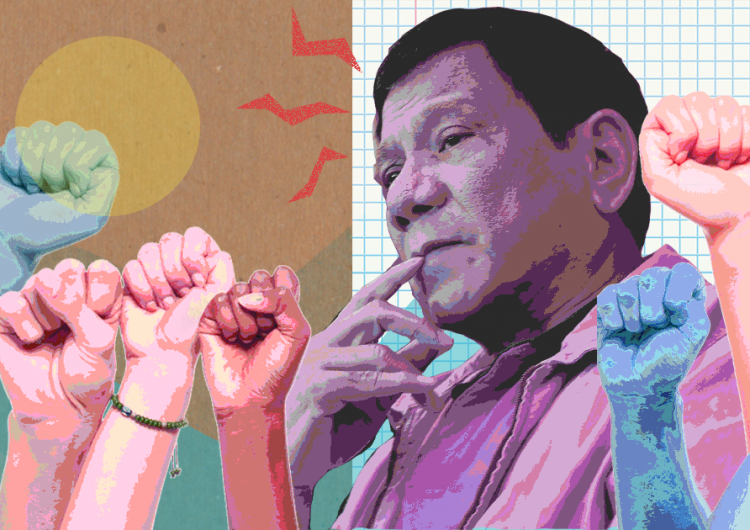 Duterte's heckler spoke more truth than Duterte's entire speech