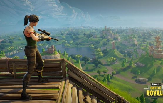 Here's my experience with Fortnite: from evading to falling in love