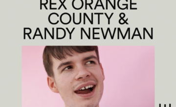 "Listen to Rex Orange County cover ""You've Got a Friend in Me"" right now"