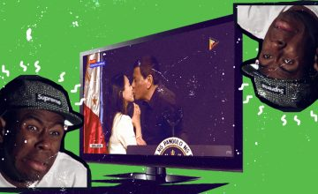 "Duterte's ""pampakilig"" kiss as power play"