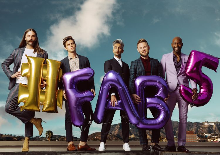 "Things keep getting better for ""Queer Eye"" as they get ready for season 3"