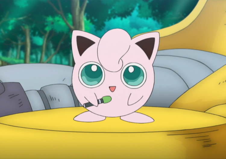 "Wait, did this parody account release Jigglypuff singing ""Hollaback Girl?"""