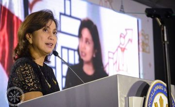 What's going on? Leni Robredo pledges to lead opposition against Duterte