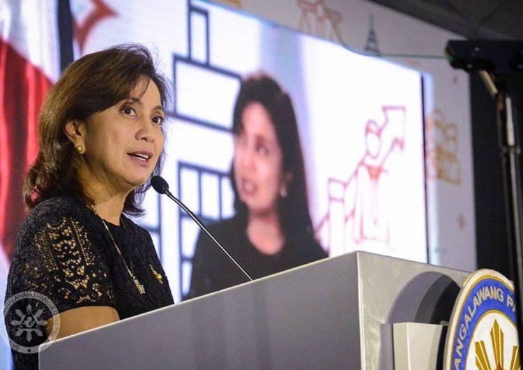 What's going on? Leni Robredo pledges to lead opposition against Duterte