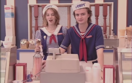 Stranger Things season 3 just launched the cheesiest '80s teaser ever