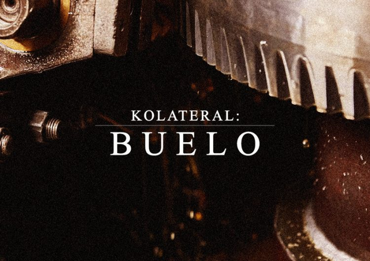"""Kolateral: Buelo"" is a new collab effort from artists BLKD and Calix"