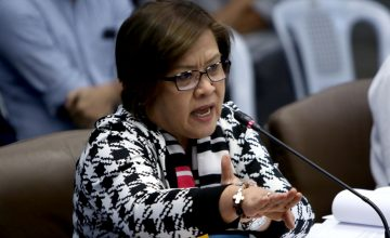 De Lima filed a bill to protect campus journalism's free speech
