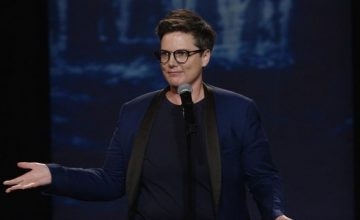 "The show ""Nanette"" changed comedy and it changed my life"
