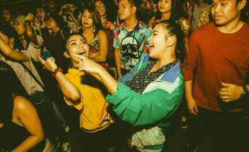 How SCOUT partied through the years