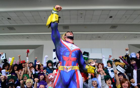 """How the local """"My Hero Academia"""" fan meet collectively broke the Internet"""