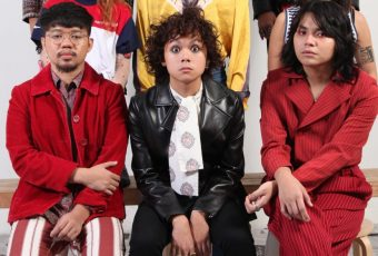 Leaders of the New Cool: IV OF SPADES