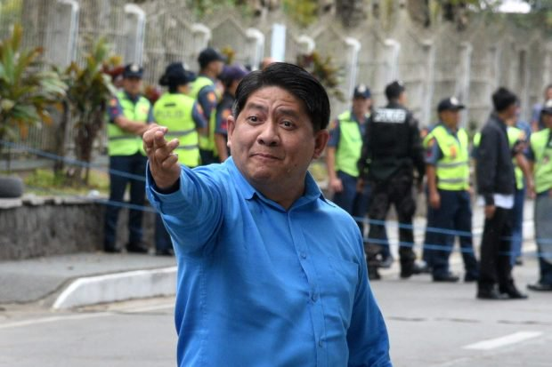Please stop going to Larry Gadon for approval