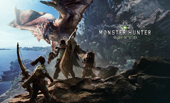 I can't freakin' wait forMonster Hunter: World