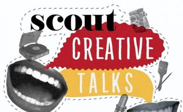 Introducing the speakers of 2018's Scout Creative Talks