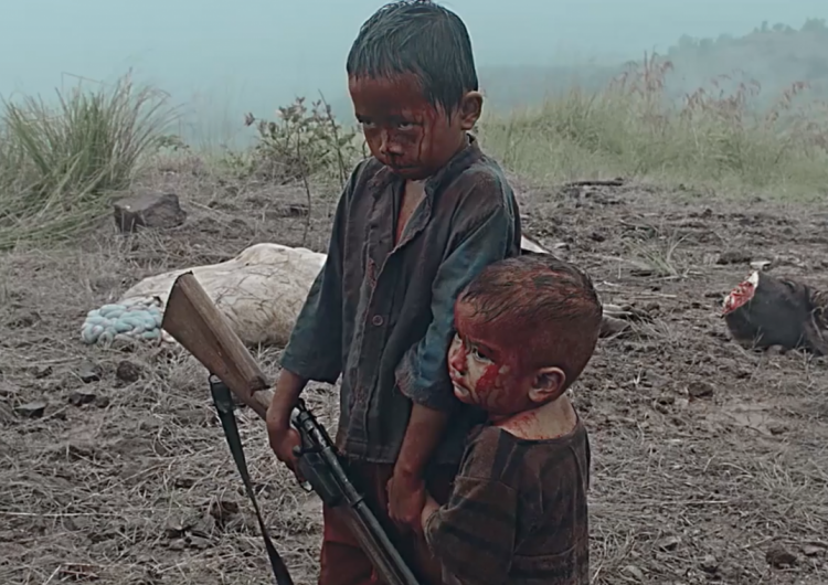 "You have the power to bring ""Balangiga: Howling Wilderness"" to local theaters"