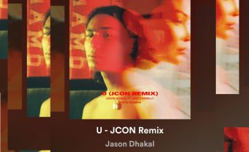 Jason Dhakal and Jess Connelly make a great pair in their latest track