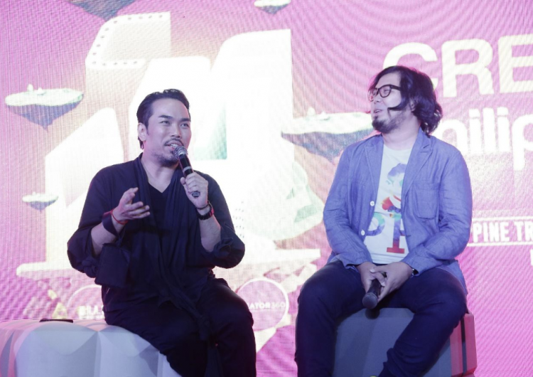 Catch Emmy Award Winner Chris Do in CREATE Philippines 2018