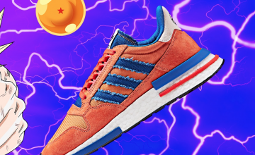 Adidas and Dragon Ball Z will make the ultimate sneakers of your childhood