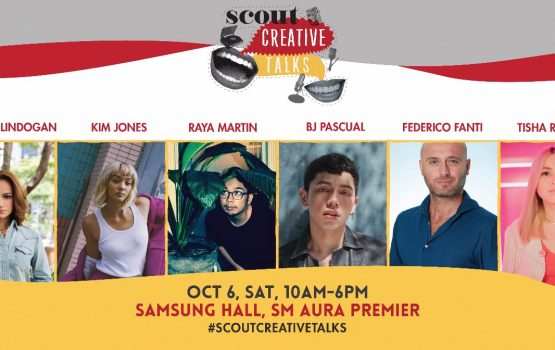 Why attend Scout Creative Talks 2018? Here's what you can expect