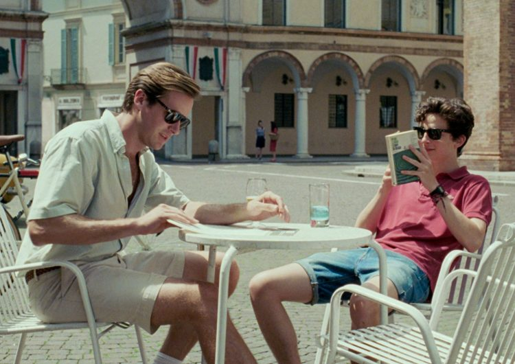 There's a concert for Call Me By Your Name on Oct. 28