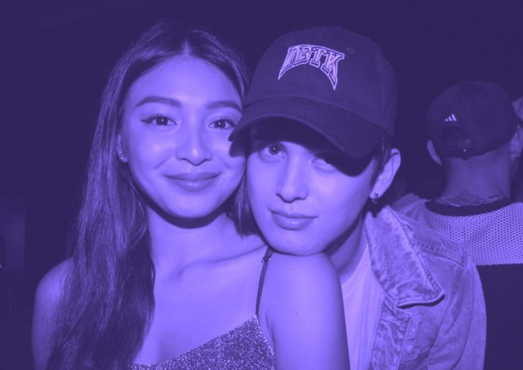 James Reid's lap dance for Nadine Lustre is actually pretty freaking cute
