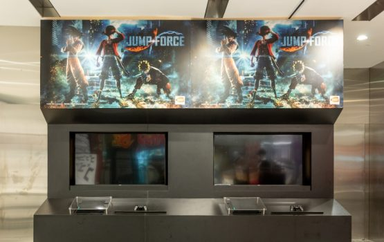 "You can play ""Jump Force"" first in Uniqlo Manila's flagship store"