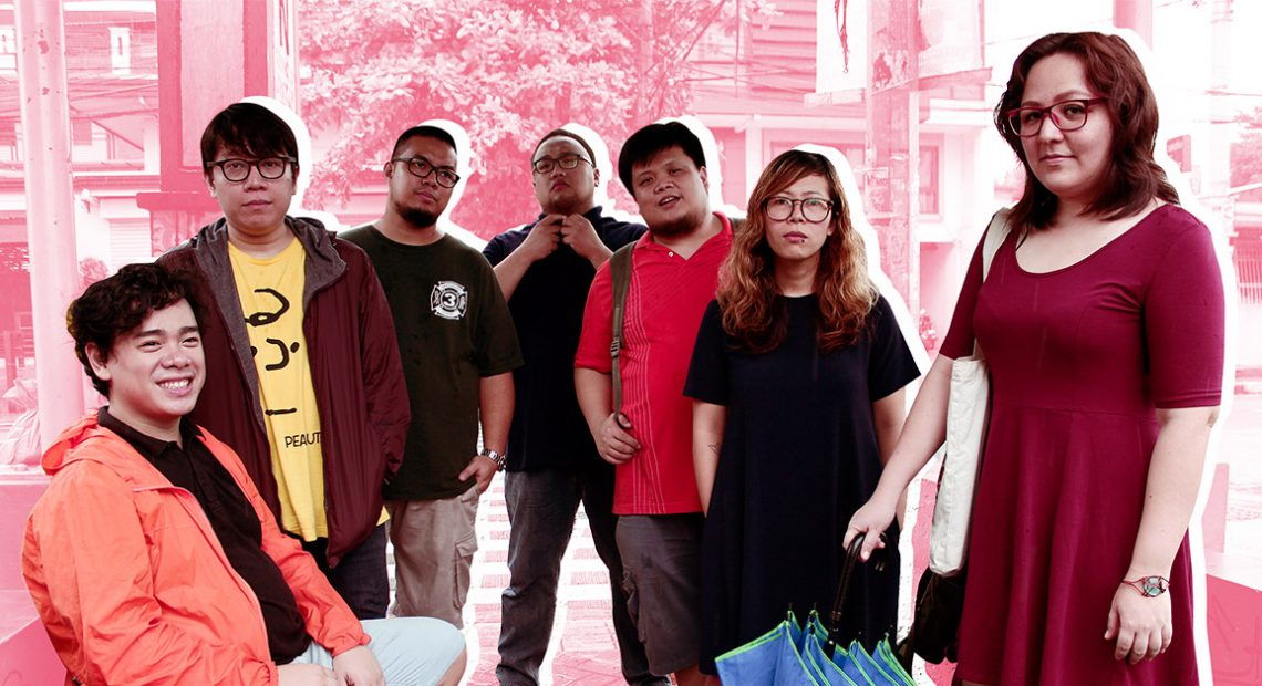 "Ang Bandang Shirley's ""Themesongs"" 10 years after"