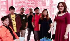 "Ang Bandang Shirley's ""Themesongs"" ten years after"
