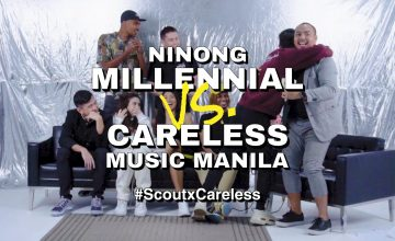 Our most awkward interview with Careless Music Manila