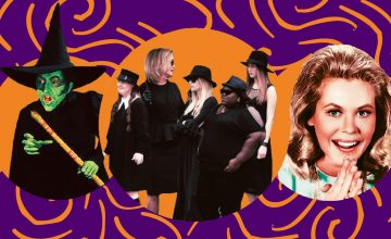 Dress up as your favorite witch this Halloween