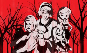 How Sabrina Spellman evolved through the years