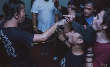 Diving deep into Olongapo's metalcore through Palepaths' Maki Dela Cruz