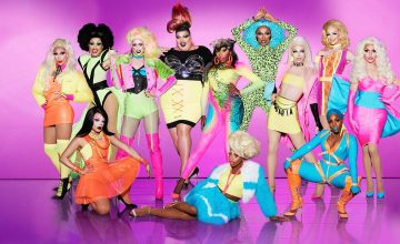 "Seasons 2 to 10 of ""RuPaul's Drag Race"" are now on Netflix"